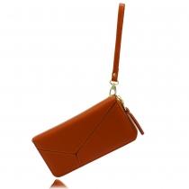 Dámská hnědá peněženka Rosalita 5011