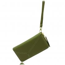Dámská zelená peněženka Rosalita 5011