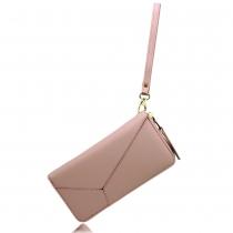 Dámská růžová peněženka Rosalita 5011