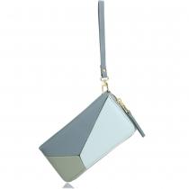 Dámská modrá peněženka Anabell 5012