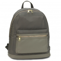 Dámský šedý batoh Hadley 581