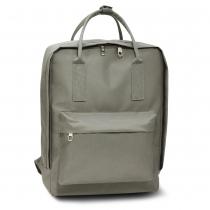 Dámský šedý batoh Natalia 583