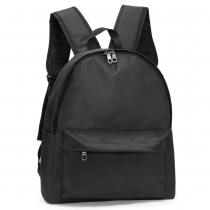 Dámský černý batoh Berenica 584