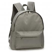 Dámský šedý batoh Berenica 584