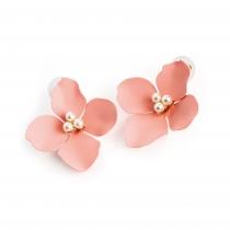 Náušnice v růžové barvě Zahara 31653
