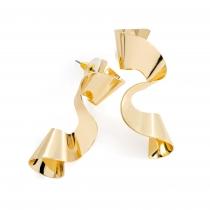 Náušnice ve zlaté barvě Corine 31593