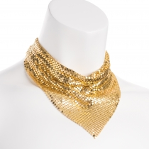 Náhrdelník ve zlaté barvě Evelin 31711