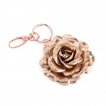 Přívěšek ve zlaté barvě Rose 31860