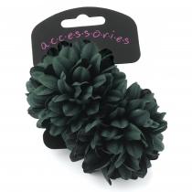 Dvě zelené gumičky do vlasů Renesmé 28544