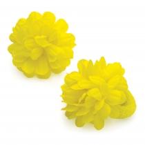 Dvě žluté gumičky do vlasů Renesmé 29703