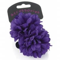 Dvě fialové gumičky do vlasů Renesmé 28543