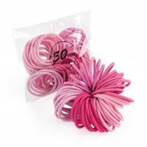 Padesát růžových gumiček do vlasů Page 31886