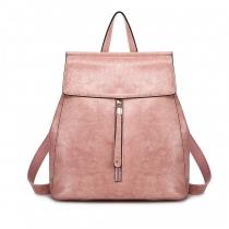 Dámský růžový batoh Trinity 6833