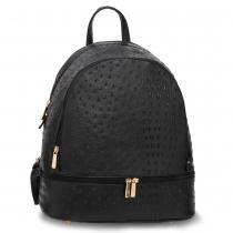 Dámský černý batoh Zoella 171A