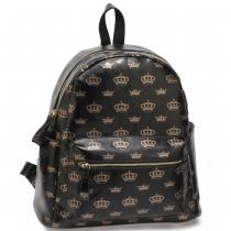 Dámský černý batoh Grace 186F