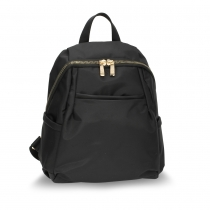 Dámský černý batoh Saleva 614