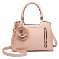 Dámská růžová kabelka Francess 1847