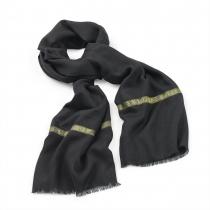 Dámský šátek Elegance 29087 černý