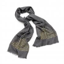 Dámský šátek Studs 29085 šedý