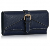 Dámská peněženka Belt 1042 námořnická modrá