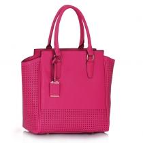 Dámská kabelka Stany 0249A růžová