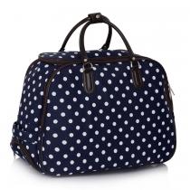 Dámská cestovní taška Dot 309 námořnická modrá