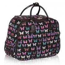 Dámská cestovní taška Butterfly 309B černá