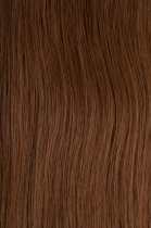 TAPE IN vlasy 20 pásků - 50 cm oříšková