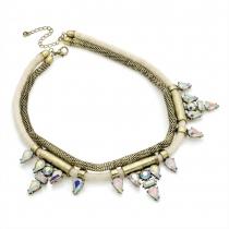 Krémový náhrdelník Aria 29315