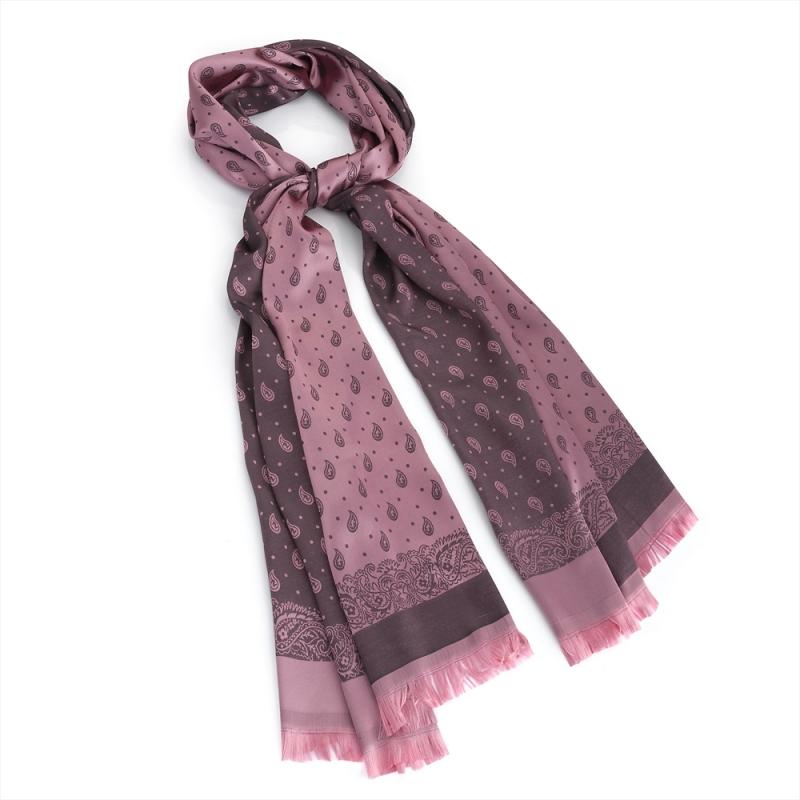 Dámský růžový šátek Pam 30152 - Svět shopaholiků.cz 20375bfd9d