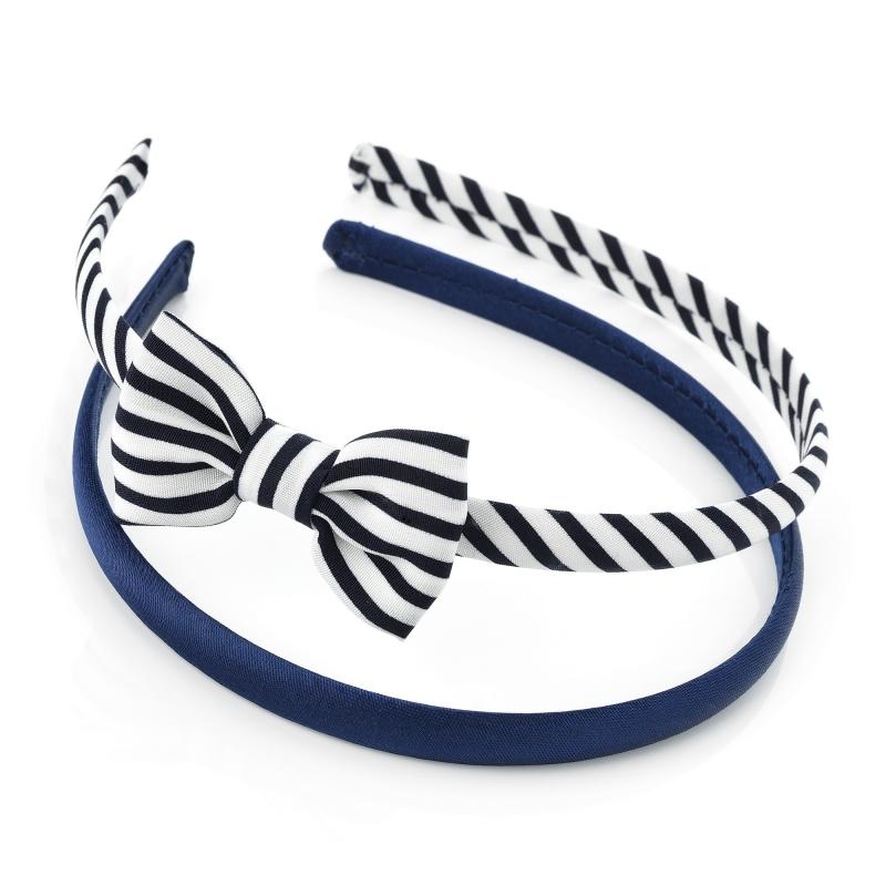Dvě modré čelenky do vlasů Stacy 28143 - Svět shopaholiků.cz 1bdc599c40