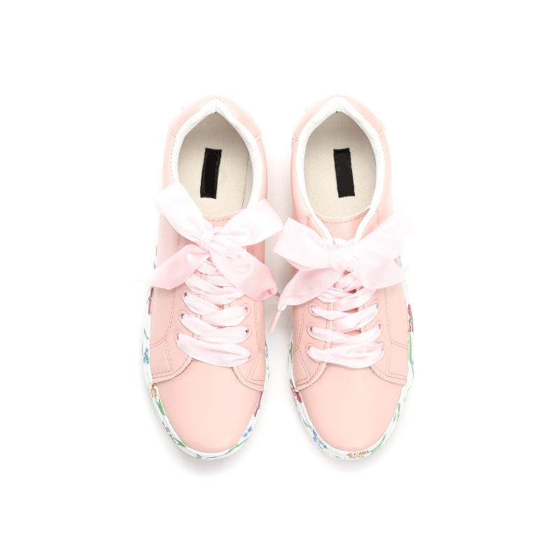 Dámské růžové tenisky Layla 8280 - Svět shopaholiků.cz 963ac3b15b