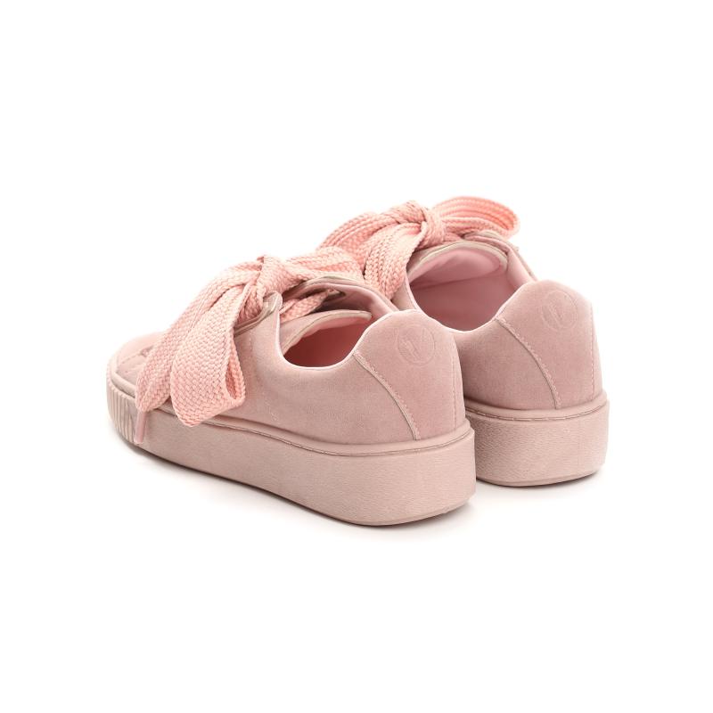Dámské růžové tenisky Tiffany 031 - Svět shopaholiků.cz 3f560c2ab7