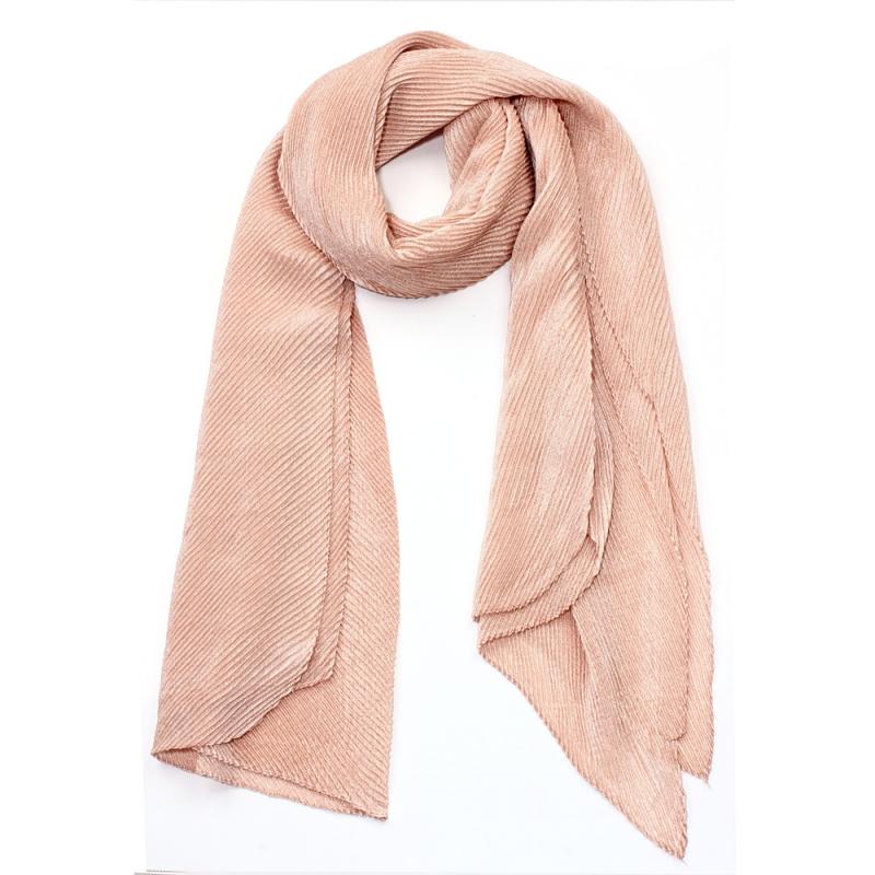 Dámský růžový šátek Susi 009 - Svět shopaholiků.cz 932a3dcab3