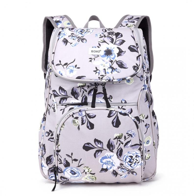 SET  Dívčí šedý školní batoh Lola 1743 - Svět shopaholiků.cz d341c7e8cf