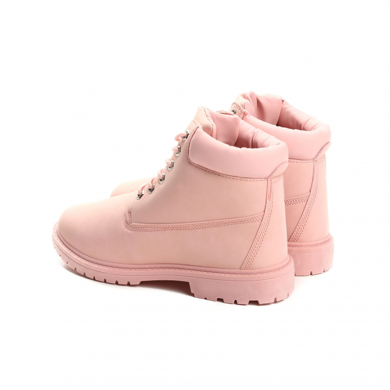 Dámské růžové kotníkové boty Petty 800 - Svět shopaholiků.cz 0b6ee6ea82