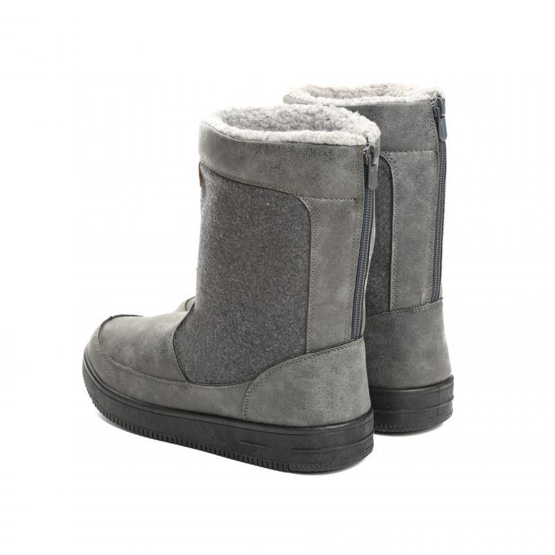 Dámské šedé sněhule Beatriz 0068 - Svět shopaholiků.cz 6f412f92d0