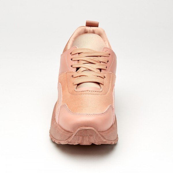 Dámské růžové tenisky Kylie 1146 - Svět shopaholiků.cz 9a2b80cf6d