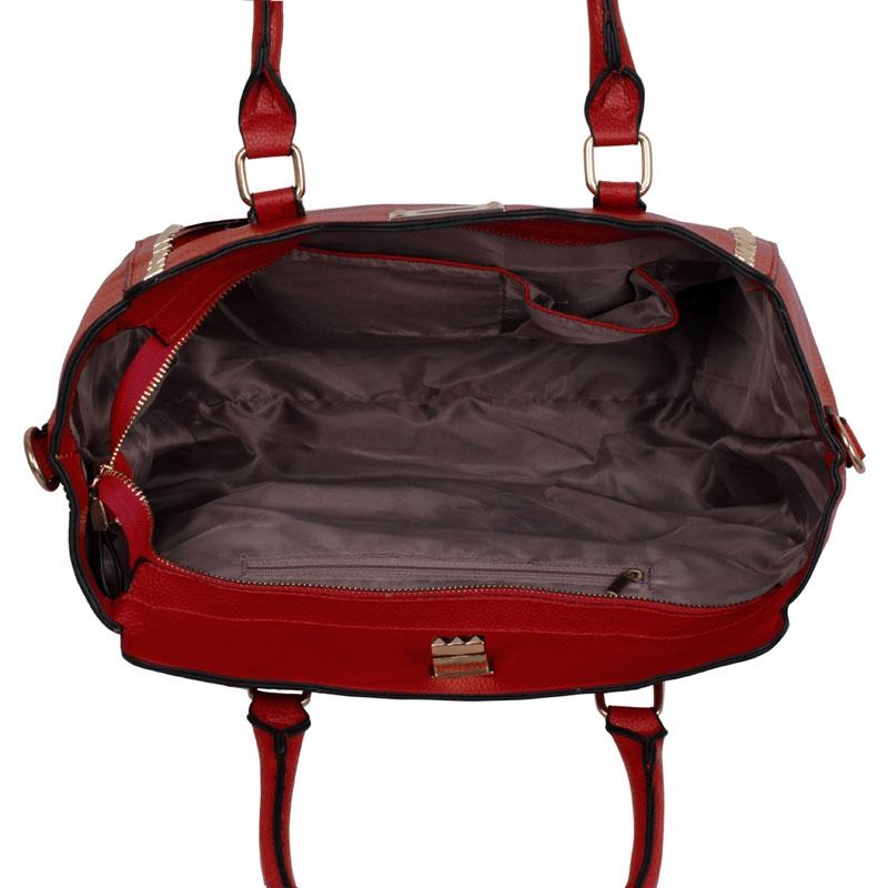 Dámská kabelka Minnie 0092B červená - Svět shopaholiků.cz 46fcf56dabf